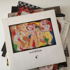 Frankie Goes To Hollywood / ZTT label collection of 11 original records including LPs and rare twelves