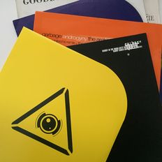 Garbage, beautiful collection of classic releases and promos