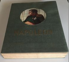 Napoleon - luxurious book about the campaign in Russia in 1812 - text by General count Philippe de Ségur
