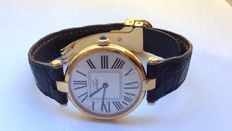 Cartier Vermeil Ronde XL Ref. 590003 – women's watch - unisex – 1996