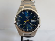 Seiko 5 automatic - wristwatch - never worn - new condition.