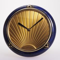 Table clock – Cartier – Art Deco