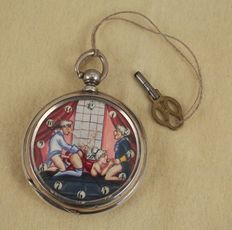 L.U.C - erotic pocket watch