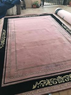 Huge Stunning Claudio Amati Rug/Carpet .Hand knotted, 500 x 330 cm
