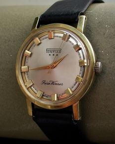 Pontiac Prize Winner – men's watch – 1950s/1960s