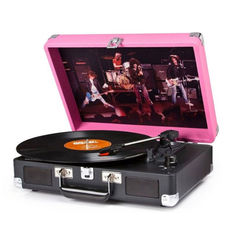 The Ramones Crosley Cruiser Turntable Record Store Day 2015 Exclusive