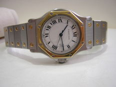 Cartier Santos Octagon - Mens Watch - circa 1970
