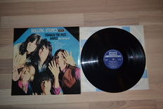 15 LP's and Double Lp's with The Rolling Stones and  Mick Jagger