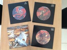 Rhapsody of Fire - Lot of 4 limited editions picture lp