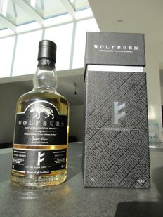 Wolfburn Limited Edition Whisky - Nr 282 of 1200 - The Kylver Series.