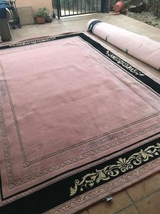 Huge Stunning Claudio Amati Rug/Carpet .Hand knotted, 250 x 350 cm