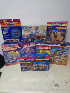 MicroMachines lot by galoob