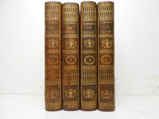 (Pierre-Jean) Grosley - London - 4 volumes (complete) - 1788
