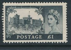 Great Britain 1924/1980 – Collection on stock cards