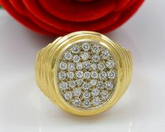 Yellow Gold Ring (18 carat)