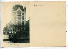 Rotterdam The Netherlands 1898-1950; 101x