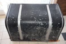 Trunk for old car - style Donnet Zedel - 102 x 64 x 52 cm