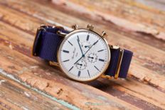 Björn Hendal New vintage chronograph - men's wristwatch
