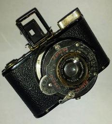 """Ranca"", 1930 Dr. Aug. Nagel, Stuttgart. Rangefinder camera (1930-1931)"