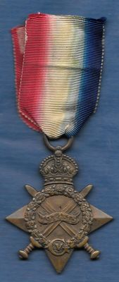 Awards-Egeland-1914-1915 Star
