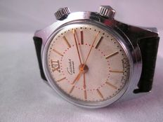 Signal (Poljot) with alarm clock - Russian wristwatch - late 1950s