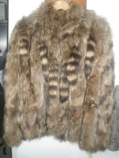 Fox Fur Coat.