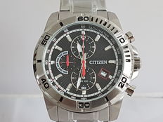 Citizen Chronograph – wristwatch – never worn, 2016.