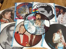Elvis Presley Exclusive Picture Disc Collection
