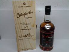Glenfarclas Heritage Collection 60% Cask Strength -