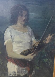 Aurel Naray (1883-1948) - Violinist