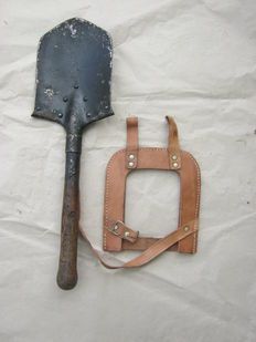 Original Austrian shovel Bleckmann - from 1915