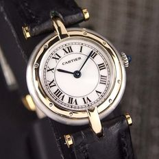 Cartier Santos Ronde 8191 - Ladies