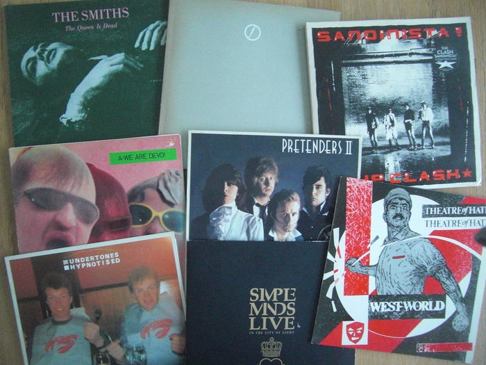 8 Classic Albums By The Smiths, The Clash, Joy Division, The