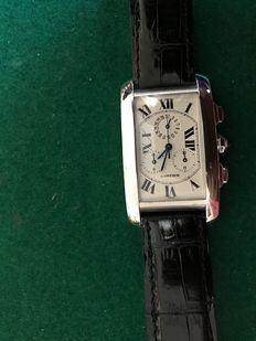 Cartier Tank Américaine - Unisex Watch