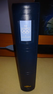 Theme – Olympic Games collection in album