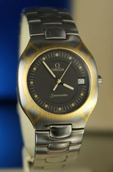 Omega Seamaster Polaris - men's wristwatch - 1980s to 90s