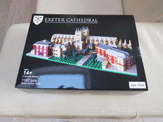 LEGO Certified Professional - Exeter Cathedral - Large Model, 1197 pcs. - Number 204 of 500