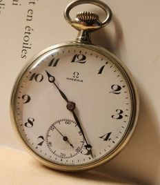 Omega – pocket watch – 1930s