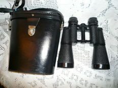 APOLLO 10 x 50 binoculars + real leather  ever ready case (hard) made in Germany