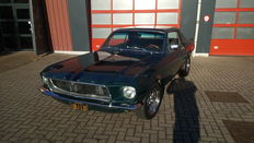 Ford - Mustang Hardtop Coupe - 1967