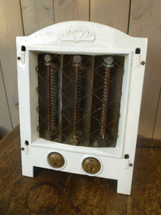 Antique Electric heater of INVENTA - Netherlands - 1st half 20th century