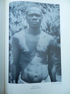 Lot with 2 books about Belgian-Congo - 1948/1956