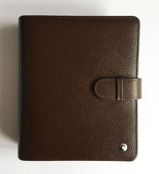 Montblanc Organiser from the Collection Swift ~ Unisex  ~ NEW