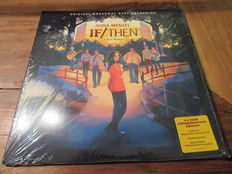 4 LP lot soundtracks If/Then - The rocky horror picture show - The Grow - Gravity