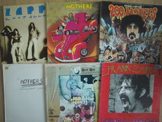 Frank Zappa & The Mothers  - 6 Albums
