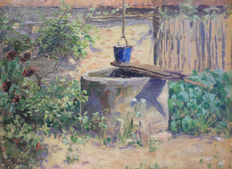 Unknown (20th century)-water well