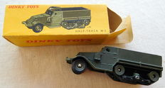 Dinky Toys-France - Scale 1/48 - M3 Half Track No.822