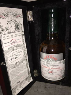 Inchgower 25 Year Old 1989 - Old & Rare Platinum (Hunter Laing) (70 cl, 56,7%)