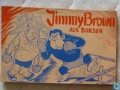 Jimmy Brown als bokser
