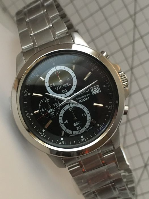 Seiko - 465453 - Chronograph - used, in mint condition - Heren - 2011-heden